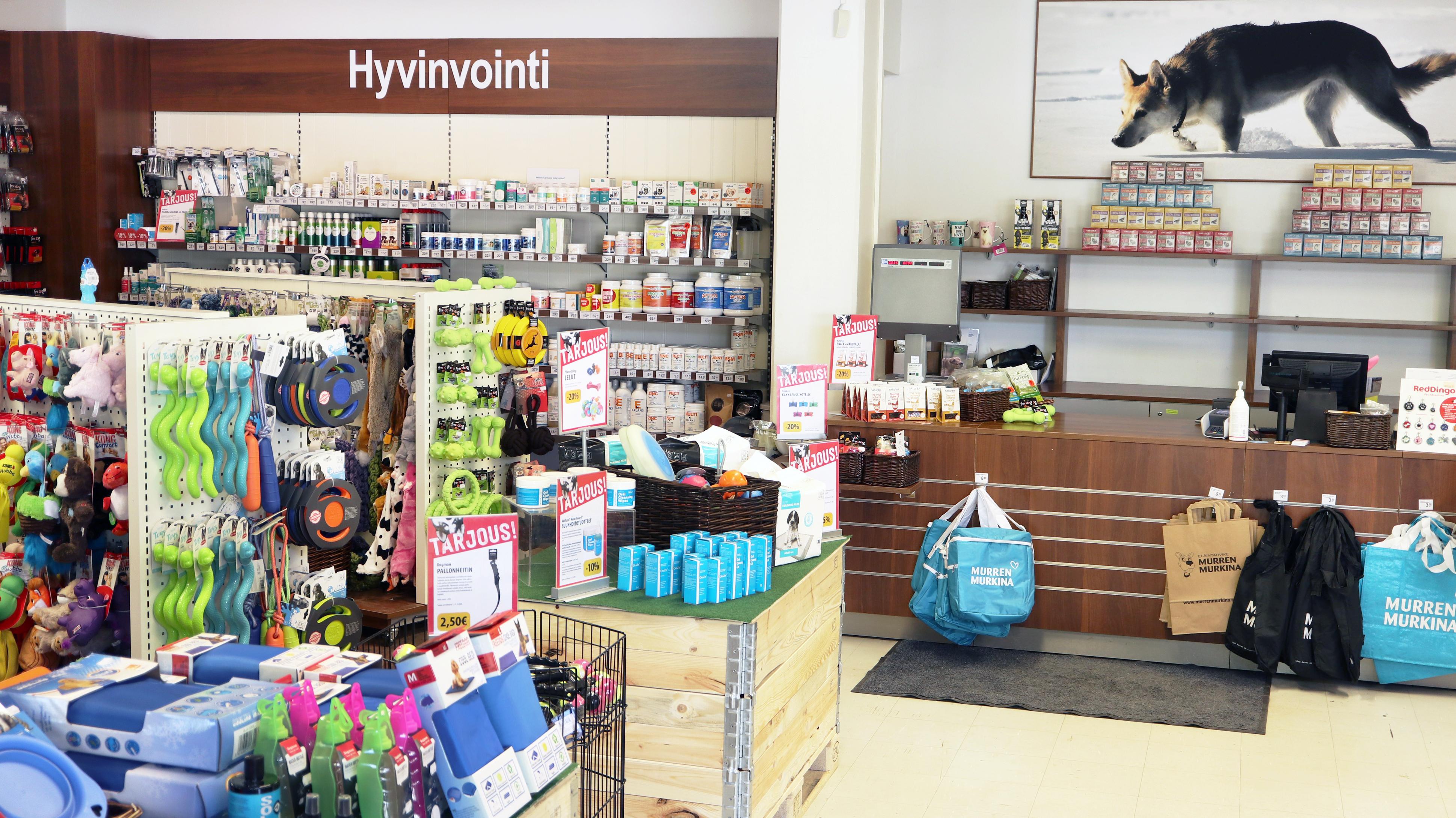 Tammisto Outlet Myymälät